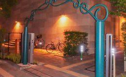 西宮ガーデンズ 入口アーチ
